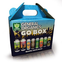 MASTER GROWER - VEGETATIVE GROW AND FLOWERING STAGE 2 X 1L - Hydropassion