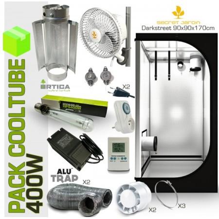 Extracteur d'air double vitesse 220-360M3/H Diamètre 125mm