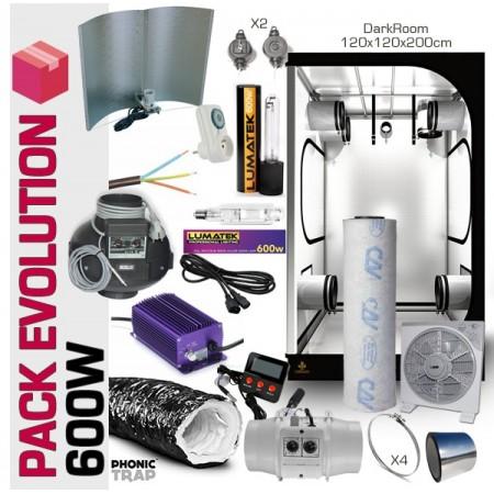 Extracteur Prima Klima 800 m3/H -160mm
