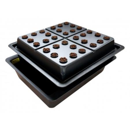 Extracteur d'air 2 vitesses 950m3-200mm